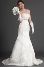 婚纱礼服出租人员应具备一定的美学知识