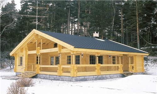 欧式木屋 木别墅 重型木屋图片