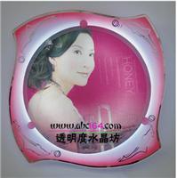 北京影樓水晶照片制作.水晶影像耗材.影樓水晶照片