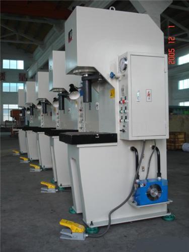 单注液压机 小型液压机 c型液压机