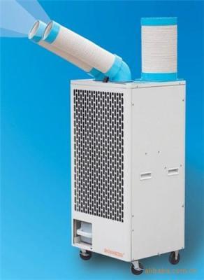 SAC-45双管75度自动摆头不需安装设备降温移动空调单冷