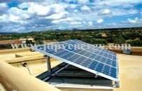 厂家供应太阳能平面屋顶支架系统