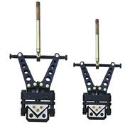 角鋼加工設備 多功能角鋼加工機 機械式角鋼切斷機JQJ