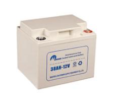 理士蓄电池 12V-38AH
