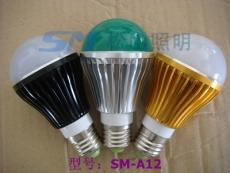 LED球泡燈外殼配件 壓鑄球泡燈套件