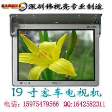 19寸車載廣告機 支持SD卡CF卡U盤汽車插卡插播放一體機