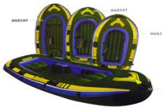 INTEX 3人充氣橡皮艇