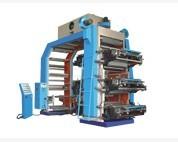 厂家直销六色薄膜中高速柔性印刷机