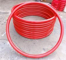 聚氨酯包膠鋼圈 包膠鐵環 廠家定制