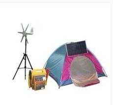 风力发电机便携式风光互补移动电站