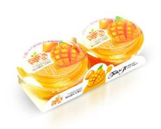 淘吉果粒優酪果凍 芒果味