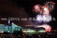 郑州数码管批发销售夜景动画照明效果图设计