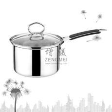 廠家直銷不銹鋼廚師奶鍋