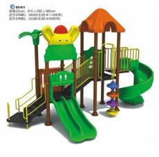 上海松江组合滑梯 上海游乐设施厂 怡健游乐设备