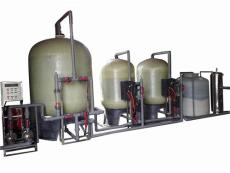 专业生产锅炉软化水设备 离子交换设备