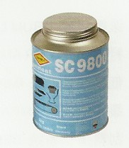 輸送帶修補 冷硫化粘接劑 sc9800皮帶膠