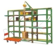 重型模具架 抽屉式模具架 广州安贝特模具架生产厂家