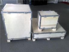 钢边包装箱 泰安钢边包装箱 航空件专用包装箱