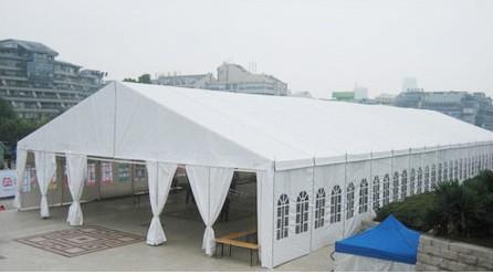 惠州欧式篷房出租车 展篷房尖顶篷图片