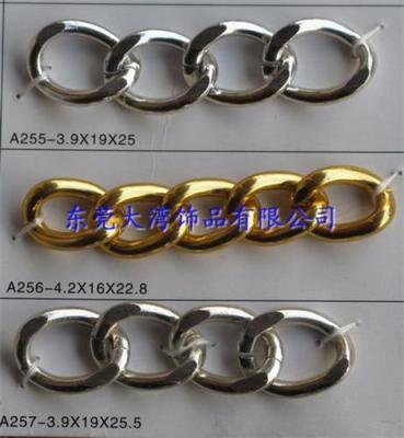 东莞大湾饰品 厂家供应手链扣 手链成品 时尚金属手链