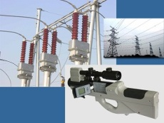 输电线路专用红外测温仪 红外测温仪 输电线路