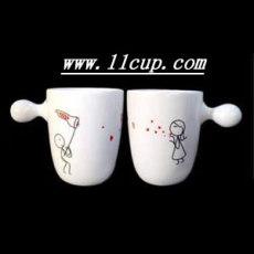 陶瓷杯子廠家-批發馬克杯子-雀巢杯