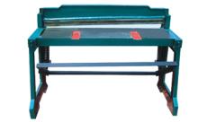 脚踏式剪板机