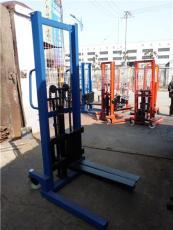 1噸1.6米手動液壓堆高叉車/手動叉車/手動堆高車/液壓車
