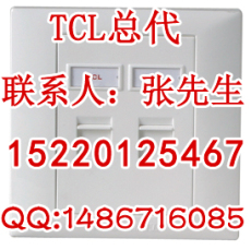 TCL面板 TCL單口面板 TCL網絡面板 TCL信息面板