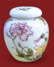 景德镇陶瓷茶叶罐 密封罐 储存罐 陶瓷罐定做