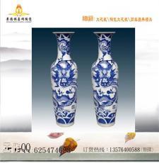 陶瓷大花瓶 青花大花瓶 墨彩大花瓶 景德鎮大花瓶
