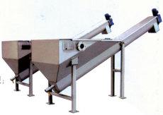 砂水分離器 首選中能 管式螺旋蛟龍輸送機 品質保證