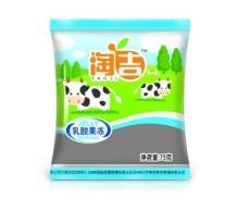 汕頭市華樂福 供應淘吉乳酸果凍
