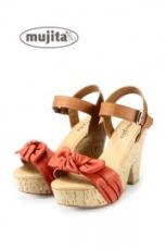 皮革商城 女士单鞋 凉鞋 真皮凉鞋 真皮女鞋