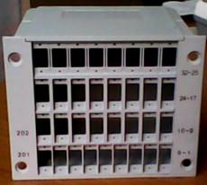 1分32光纖插片盒