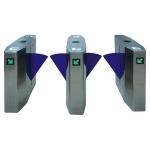 桥式八角翼闸生产销售 款式新占地面积小 小工程之首选