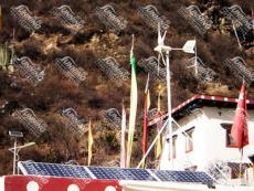 风光互补发电系统厂商 风光互补发电机