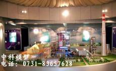 600MW机组火力发电厂整体沙盘模型 燃气蒸汽联合循环电站
