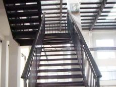 欧风新型热镀锌楼梯护栏