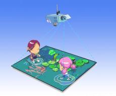 互動投影軟件 玩轉虛擬現實